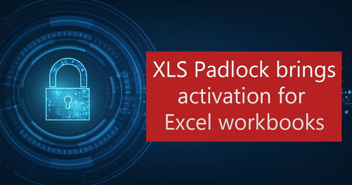 The WooCommerce integration and online activation kits for XLS Padlock were updated