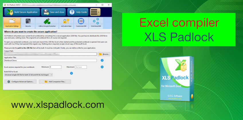 XLS Padlock 2020.1 available