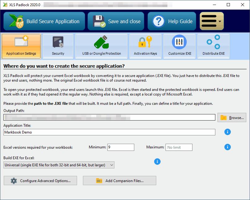 Excel Compiler 2020